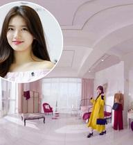 """Nếu tò mò nơi ngủ của """"Tình đầu quốc dân"""" Suzy, thì đây là căn phòng xinh như công chúa của cô ấy này!"""