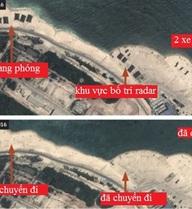 Trung Quốc có thể đang rút tên lửa HQ-9 ra khỏi đảo Phú Lâm