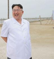 """Kim Jong-un nói rằng """"đang nắm trong tay"""" lãnh thổ Mỹ"""