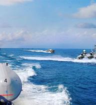 Lữ đoàn hải quân 172 khẩn trương huấn luyện sát Tết