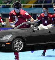 """Ước vọng """"điên rồ"""" của Chủ tịch Toyota và giấc mơ World Cup"""