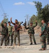Thắng lớn ở Aleppo, quân đội Syria xiết chặt vòng vây quân nổi dậy
