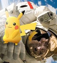 Phi hành gia ngoài vũ trụ có đi bắt Pokémon được không?
