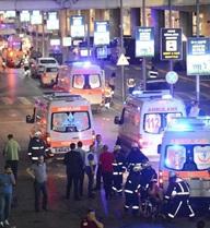 Đánh bom sân bay Thổ Nhĩ Kỳ: Con số thương vong tăng mạnh