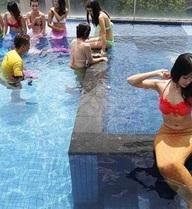 """Cuộc thi hoa hậu """"lạ"""" lần đầu tiên được tổ chức thu hút sự chú ý của công chúng"""