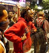 Vệ binh quốc gia Mỹ đến Charlotte đối phó với biểu tình