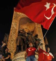Đảo chính tại Thổ Nhĩ Kỳ: Quân đảo chính ở cứ điểm cuối cùng giữ nhiều tướng lĩnh, đòi thương thuyết