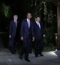"""Obama - Tập Cận Bình """"tay trắng"""" sau cuộc hội đàm giữa đêm"""