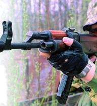 AK 80.002 - Súng trường tiến công hai nòng độc đáo của Liên Xô