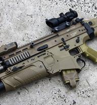 Súng phóng lựu trên súng trường tấn công FN SCAR có gì đặc biệt?