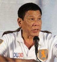 Tổng thống Philippines muốn đám phán song phương với TQ về biển Đông trong năm nay
