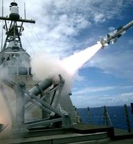Chiến hạm Mỹ lần đầu bắn tên lửa thành công nhưng... hụt mục tiêu
