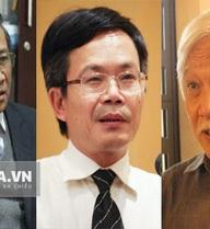 Ông Trần Đăng Tuấn ứng cử ĐBQH: GS Thuyết, ông Quốc đều mừng