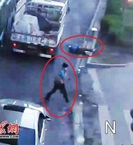 """Cùng vượt đèn đỏ, một người bị tai nạn và hồi kết """"đau"""" hơn thương tích do va chạm gây ra"""