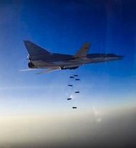 Không quân Nga bắt đầu dùng căn cứ của Iran để đánh bom quân nổi dậy Syria