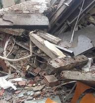 Xuất hiện chi tiết bất ngờ vụ nhà 4 tầng ở Cửa Bắc đổ sập khiến 7 người thương vong