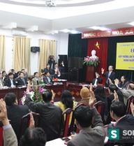 Thông qua danh sách 48 ứng viên tự ứng cử ĐBQH khóa XIV ở Hà Nội
