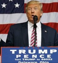 """Ông Trump tuyên bố """"chấp nhận hoàn toàn"""" kết quả bầu cử... """"nếu tôi thắng"""""""