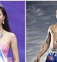Dàn hoa hậu, chân dài tiếp đón huyền thoại MMA đến Việt Nam