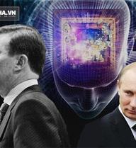"""Putin loại bỏ """"cánh tay phải"""" vì một vũ khí siêu bí mật?"""