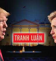 """""""Chơi"""" kiểu Obama, Clinton có thể """"knock-out"""" Trump khi khẩu chiến?"""
