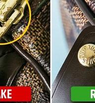 """7 mẹo giúp bạn phân biệt túi xách """"xịn"""" và """"fake"""" cực chuẩn"""
