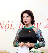 Chủ tịch Quốc hội lần đầu 'tiết lộ' về việc chọn và may áo dài