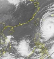 Bão Megi mạnh cấp 14 tiến gần Biển Đông
