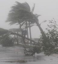 Áp thấp nhiệt đới vào Thừa Thiên Huế, gió giật cấp 9