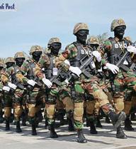 Những vũ khí Trung Quốc trang bị cho đội cận vệ của Thủ tướng Hun Sen