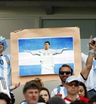 100.000 người xuống đường kêu gọi Messi đừng giải nghệ