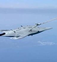 """Cách """"cá đuối"""" MQ-25A khắc chế tên lửa DF-21D"""