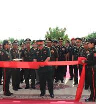Tướng Campuchia vừa cảm ơn Bộ Quốc phòng Việt Nam về việc gì?
