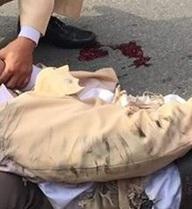 Thanh niên xăm trổ lao xe máy hất văng CSGT