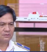 Lộ diện hình ảnh tàu tuần tra DN-4000 của Cảnh sát biển Việt Nam?