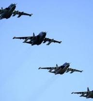 Chiến đấu cơ Nga đồng loạt dội bom, 250 chiến binh IS bỏ mạng