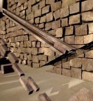 Phát hiện hệ thống bẫy ngầm bảo vệ thi hài pharaoh trong kim tự tháp Ai Cập