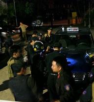 Truy bắt 3 phạm nhân phá khóa, bỏ trốn khỏi trại giam ở Nghệ An