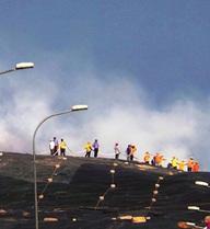 Công ty xử lý chất thải VN chính thức phản hồi về bãi rác khổng lồ khiến dân Sài Gòn khổ sở