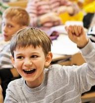 Ngày đầu tiên đi học khác lạ ở đất nước có nền giáo dục số 1 thế giới