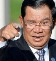 """Ông Hun Sen đòi """"tiêu diệt"""" bất cứ ai biểu tình"""