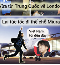 Mourinho sốt sắng đáp máy bay thế chỗ Miura