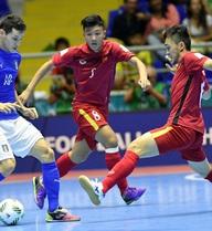 Chủ tịch VFF tự hào về Futsal Việt Nam
