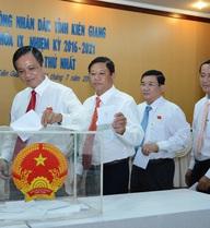 Ông Phạm Vũ Hồng tái đắc cử chủ tịch tỉnh Kiên Giang