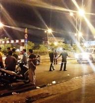 Va chạm giao thông, dùng dao đâm chết người ở Sài Gòn