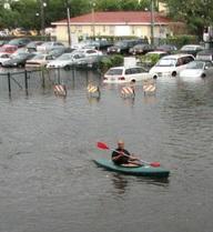 1 thành phố của Mỹ cũng có triều cường, cũng bị mưa ngập và đây là cách họ xử lý