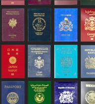 Vì sao hộ chiếu trên thế giới chỉ có 4 gam màu?
