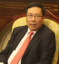 """Phó Thủ tướng Phạm Bình Minh: """"Không để bị lôi kéo vào bất cứ liên minh nào"""""""