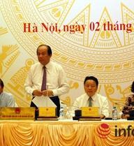 Chính phủ cân nhắc trước đề xuất lập Sở giao dịch vàng quốc gia