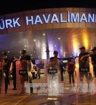 Thủ tướng Thổ Nhĩ Kỳ: Thủ phạm đánh bom sân bay xả súng rồi tự cho nổ tung